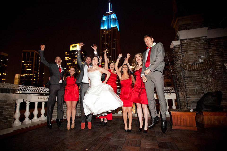 wedding photography Manhattan NY