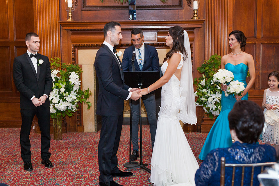 The Harmonie Club of the City of New York wedding photography videography