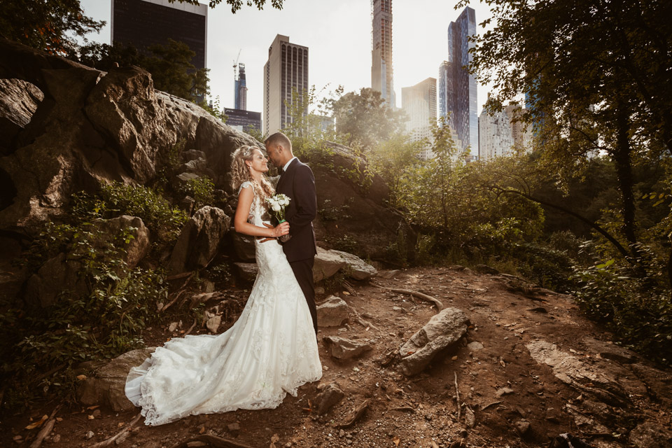 Central Park NYC Wedding Photography
